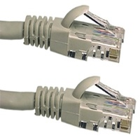 Cat6 RJ45 Patch Cord Grey