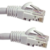 Cat6 RJ45 Patch Cord White