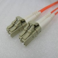 Duplex Multimode LC LC OM1 1G 62.5/125um Fibre optic Patch Cord