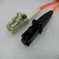 Duplex Multimode MTRJ LC OM1 1G 62.5/125um Fibre optic Patch Cord