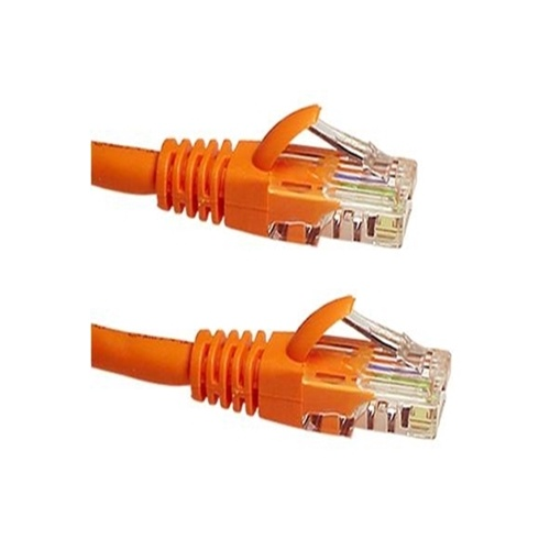 Cat6 RJ45 Patch Cord Orange