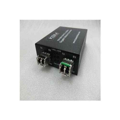 Fibre Wavelength Converter LC Single Mode to Multimode 0.55K to 80K